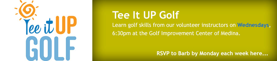 Tee It UP Summer Golf 2016
